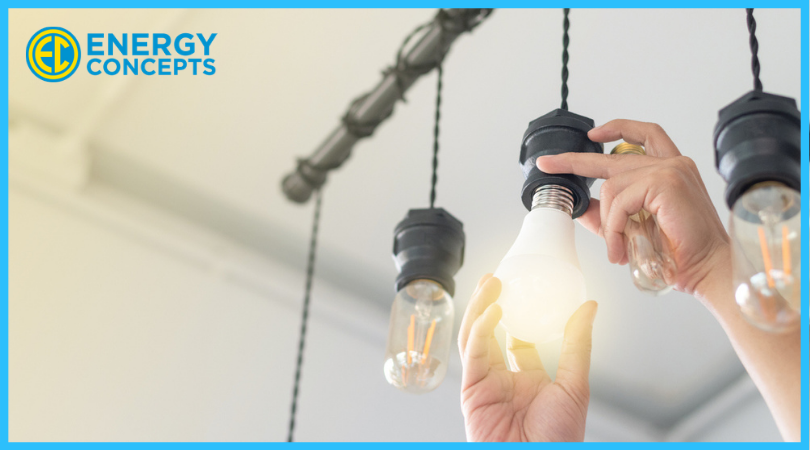Energy Concepts string lights