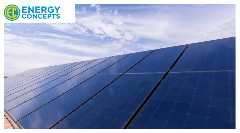 Solar install Energy Concepts