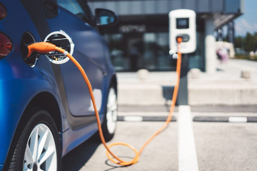 Energy Concepts EV charger